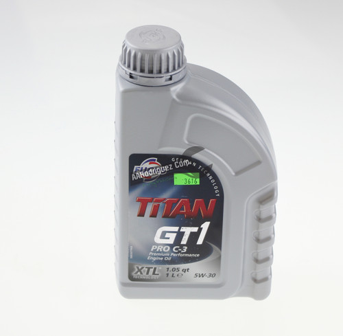 Motor Oil For Cr Tdi Titan Pro C3 5w30 1