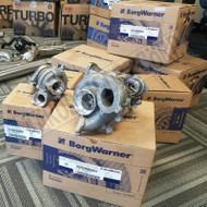 BRAND NEW - Dual turbos for BMW 335D & X5D 54399880089 + 53269880004