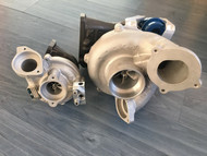 Hybrid Turbo Deposit for BMW Diesel