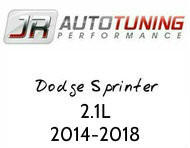 Dodge & Mercedes - Sprinter 2.1L - JR AutoTuning Performance - (2014-2018) (JRT-SP14-17-21L)