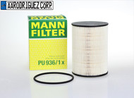 Mann Fuel Filter PU936/1x