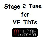 Malone Stage 2 Tune for VE TDI - 1996-2003