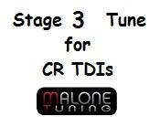 Malone CR TDI - Stage 3 Tune