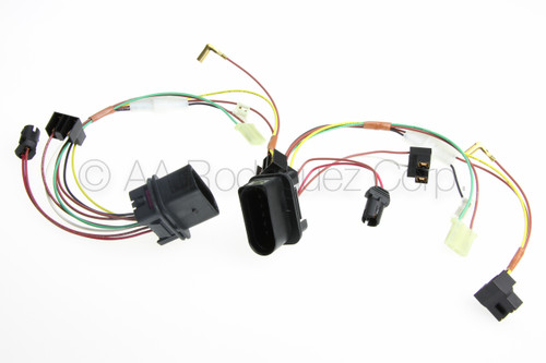 2) vw golf headlight with fog lights wiring harness Homemade Wiring Harness  wiring harness for headlight on 92 toyota pu Crankshaft Wiring Harness Electrical Wiring Harness