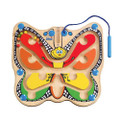 Educo Color Flutter Butterfly Bead Maze