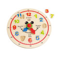 Educo Happy Hour Clock Puzzle