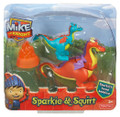 Fisher-Price Mike The Knight: Sparkie and Squirt