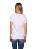 White Womens t-shirt - Boyfriend Tee - Supima® Cotton