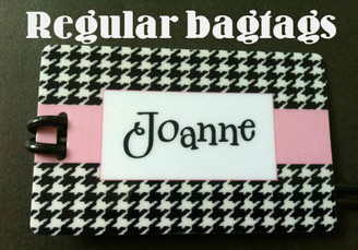 Regular Bagtags