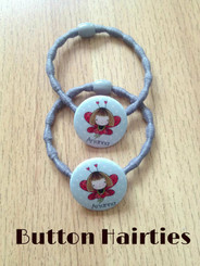 Button Hairties