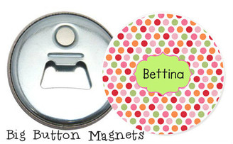 Big Button Magnets