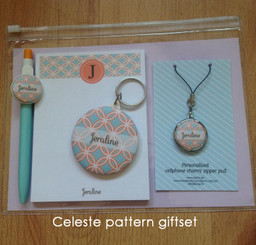Celeste pattern giftset