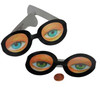 Cardboard Silly Glasses (24 total glasses in 2 bags) 27¢ each