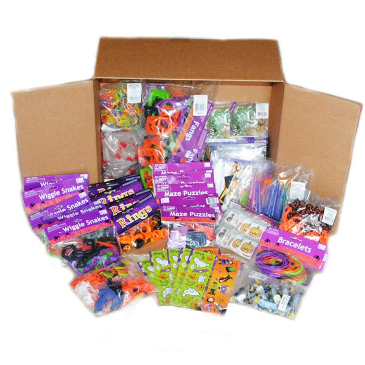 Bulk Prize Toys : Bulk halloween small toys assortment prizes for