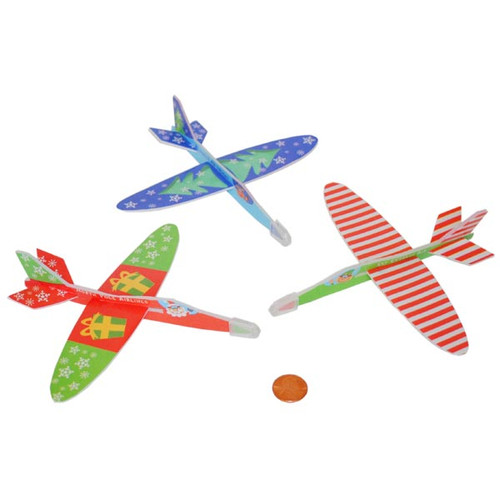 Holiday Foam Mini Gliders Small Toy