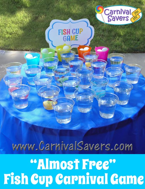 Free Carnival Booth Ideas Homemade Carnival Game Ideas