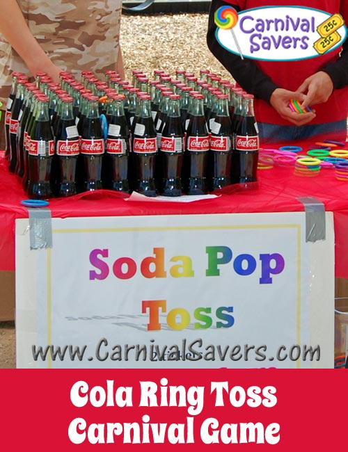 Carnival Ring Toss Game Rules