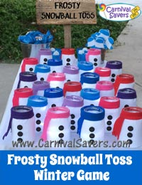 Free winter carnival ideas perfect for your holiday party or event