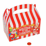 Carnival Party Treat Box