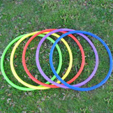 Snap Together Hula Hoops