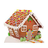 Gingerbread Cardboard Stand Up Decoration