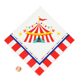 Paper Carnival Party Napkins