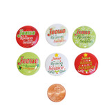 Reason for the Season Buttons