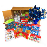 Bulk Small Toys & Prizes Winter Themed