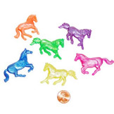 Small Toy Horses (96 total horses in 2 bags) 12¢ each