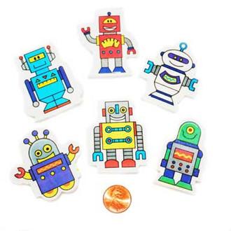 robot erasers