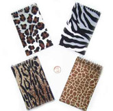Animal Print Spiral Notepads (24 total notepads in 2 bags) 35¢ each