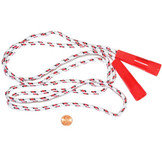 Nylon Jump Ropes (24 total nylon jump ropes in 2 bags) 49¢ each