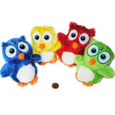 Stuffed Owls (24 total pieces in 2 bags) $1.60 each