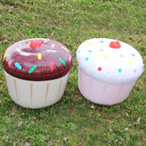 Jumbo Inflatable Cupcakes (6 total cupcakes in 2 bags) $5.75 each
