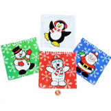 Mini Holiday Notepads