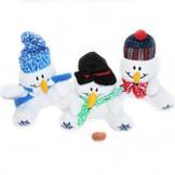 Mini Stuffed Snowmen