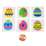 Easter Egg Temporary Tattoos