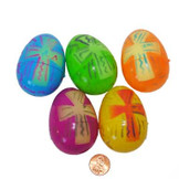 Cross Easter Eggs