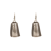Silver Mariposa Earrings