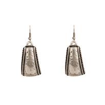 Silver Mariposa Earrings