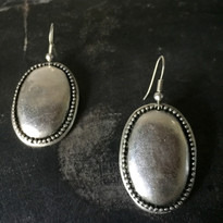 Silver Mesa Earrings