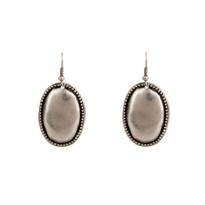 Silver Mesa Earrings
