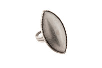 Silver Oasis Ring