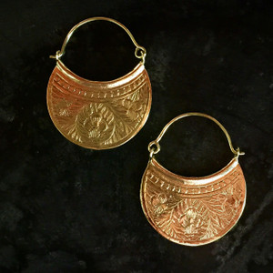 Riviera Hoop Earrings