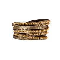 Jakie Bracelet in Coffee Shimmer