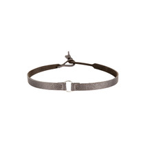 Riley Leather Choker in Star