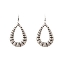 Silver Indira Earrings