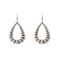 Silver Indira Earrings