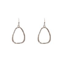 Silver Mirage Earrings