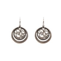 Silver Kai Earrings